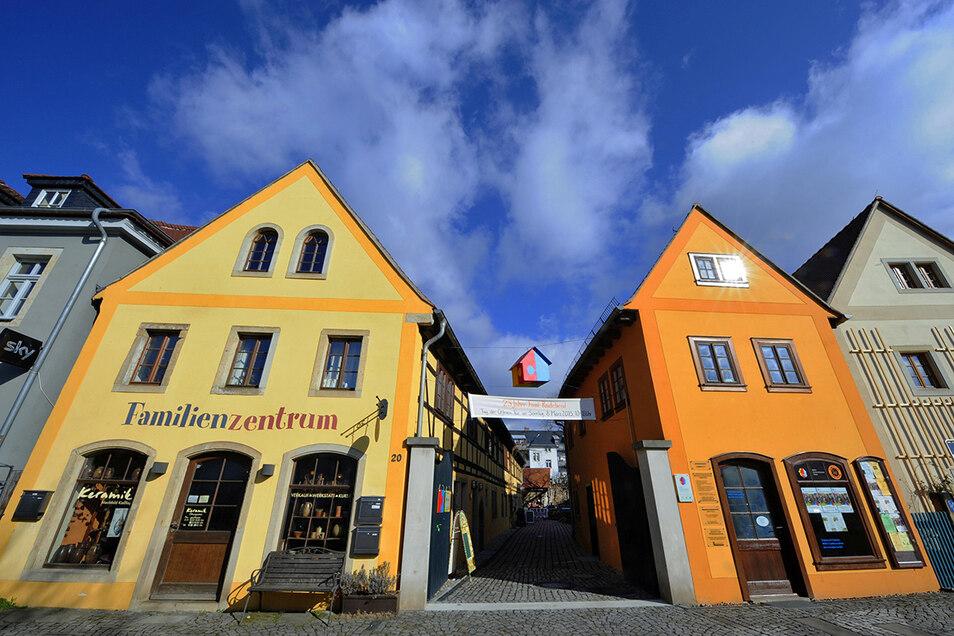 Das Familienzentrum am Anger in Radebeul-Altkötzschenbroda zählt zu den Unterstützern der Ehrenamtsplattform.