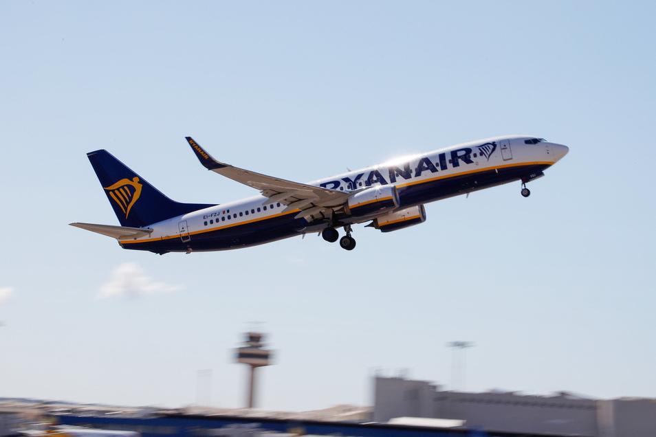 Der Ryanair-Konzern betreibt mehr als 470 Mittelstreckenjets.