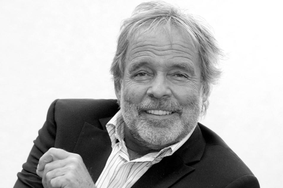 Der gebürtige Dresdner Schauspieler Thomas Fritsch ist tot. Er wurde 77 Jahre alt.