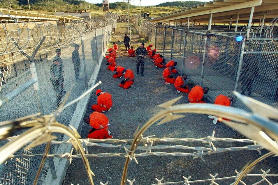 Guantanamo Bay soll geschlossen werden.