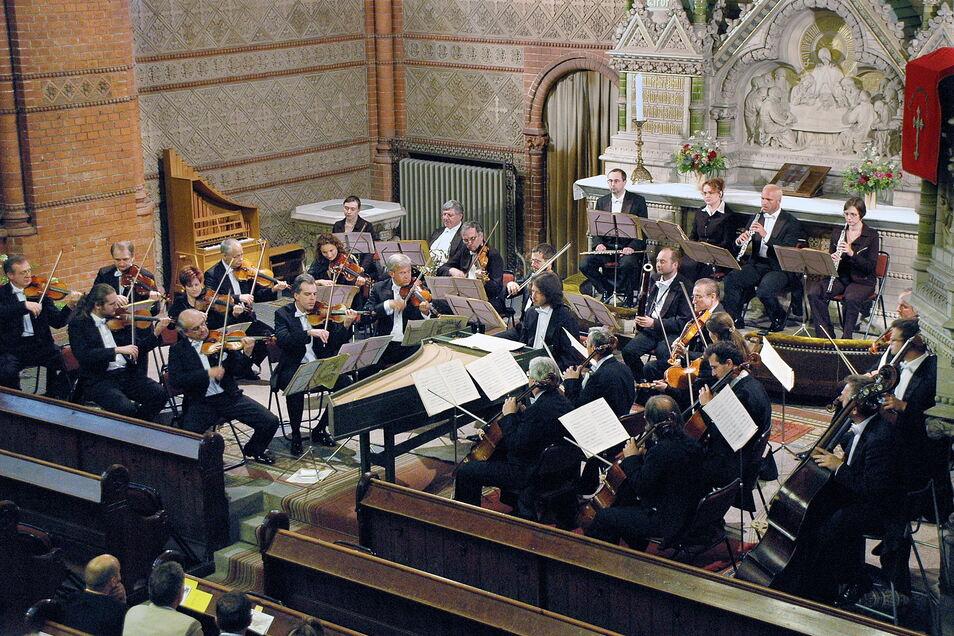 Das letzte Schlesische Musikfest wurde 2009 in der Görlitzer Lutherkirche eröffnet.