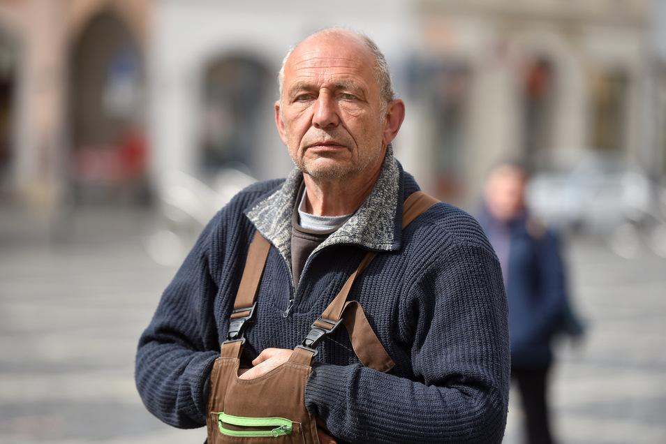 Michael Schostek hat eine Dienstaufsichtsbeschwerde gegen Zittauer Polizisten gestellt.