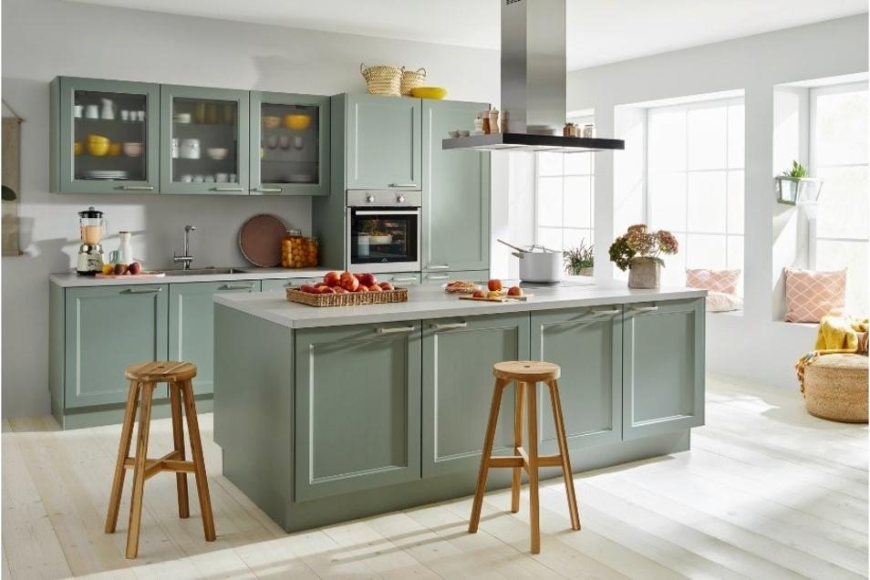 Seit 25 Jahren steht der Name Möbel Oskar in Grödiz für den Verkauf von Möbel und Küchen.