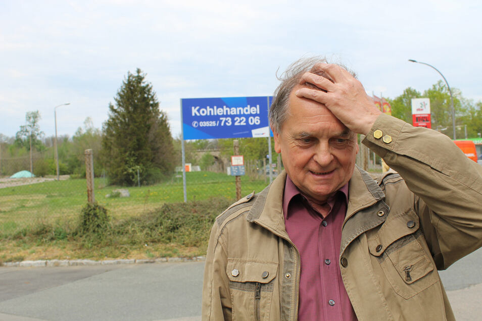 Riesaer Kohlehandel schließt. Wo soll Jürgen Thomas jetzt seine Kohlen herbekommen?