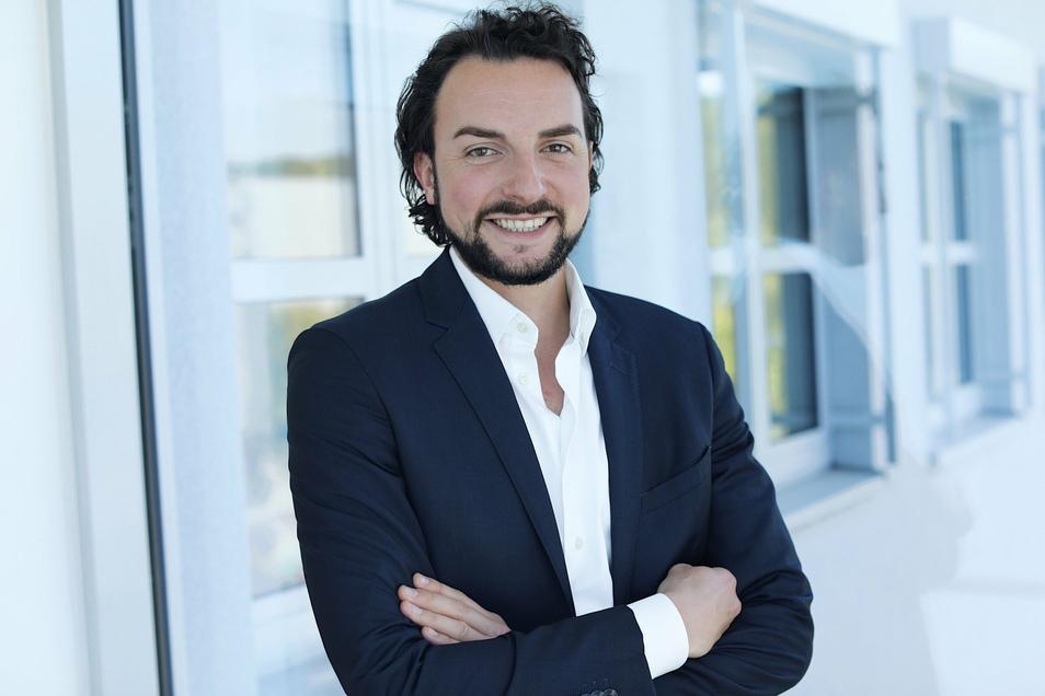 Seit 1. Januar ist Andreas Krengel Mitglied im Vorstand der Wepa-Gruppe.