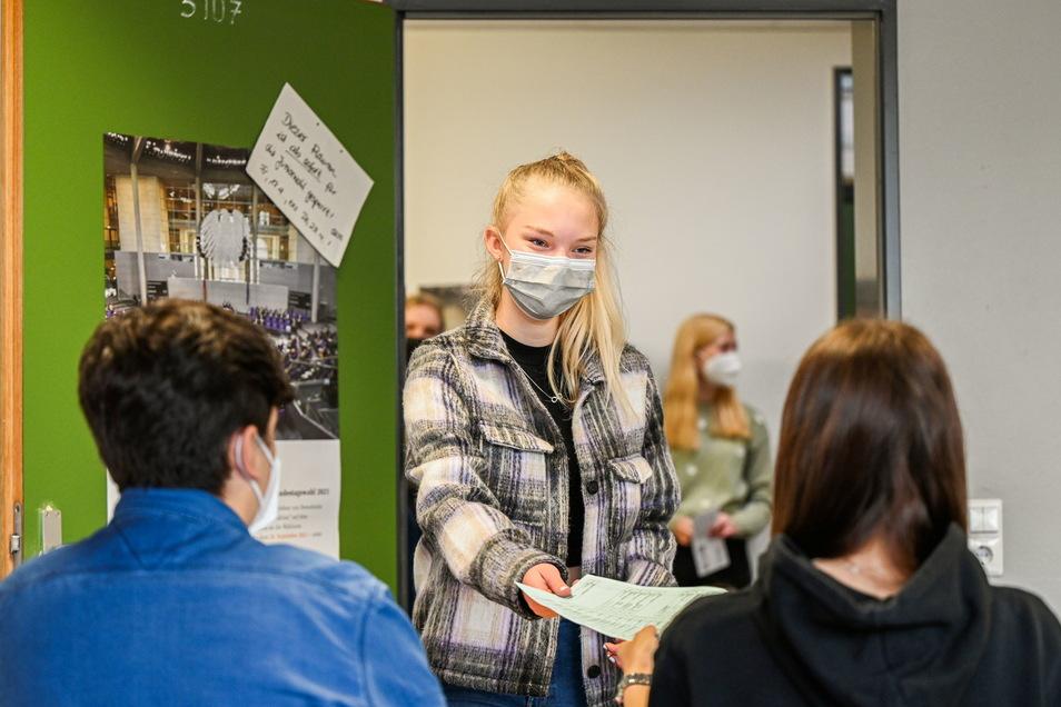 In ganz Deutschland haben Jugendverbände vergangene Woche die U18-Wahl durchgeführt. Auch in Mittelsachsen wurde abgestimmt.