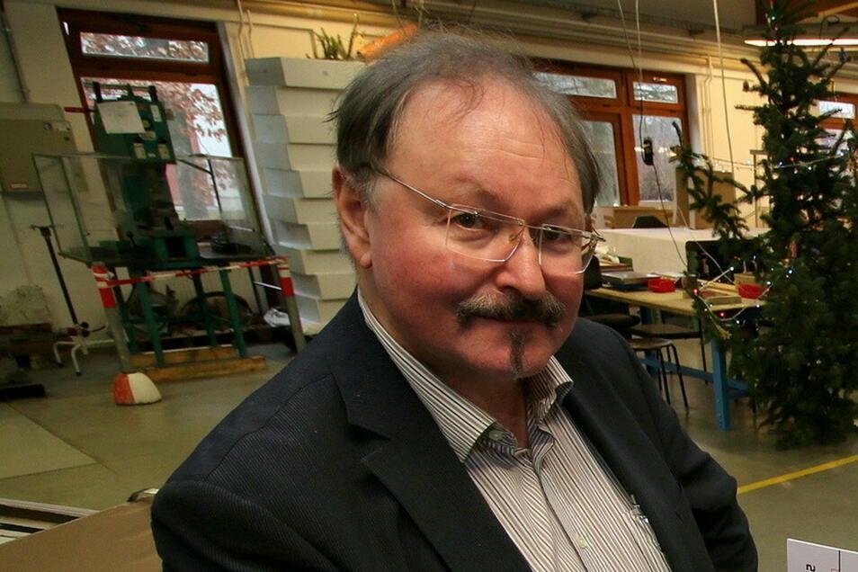 Albrecht Ludwig ist als Geschäftsführer der Diakonie Löbau-Zittau ausgeschieden.