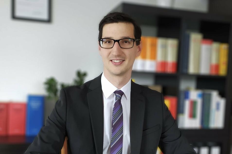 Bastian Altmann sagt als Chef des Görlitzer Ordnungsamtes Hundehinterlassenschaften den Kampf an.