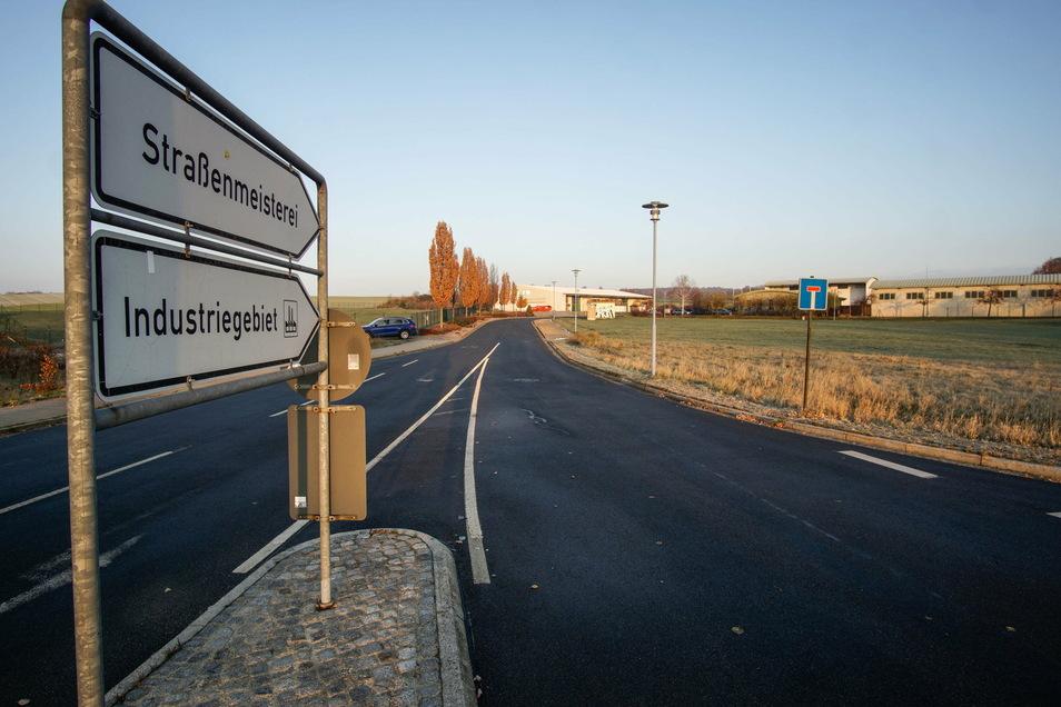 Der LUA-Standort wird sich im Gewerbegebiet an der Bautzener-Straße in Bischofswerda befinden.
