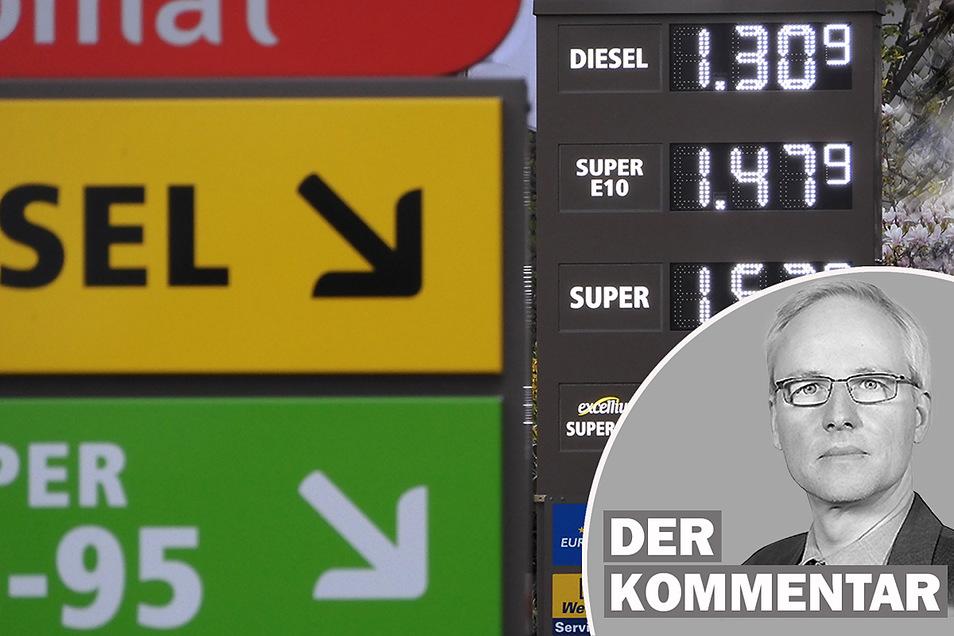 Für die nächsten Monate ist mit einer Aufschwung-Teuerung zu rechnen, kommentiert SZ-Wirtschaftsredakteur Georg Moeritz.