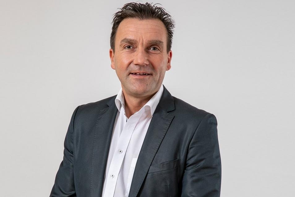 Dirk Rolka managt die Lausitzhalle in Hoyerswerda.