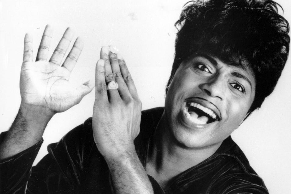 Little Richard, 1966.