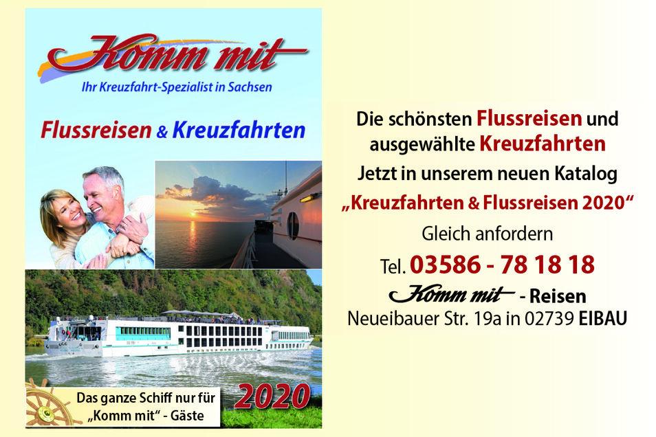 Komm mit - Reisen, Neueibauer Str. 19a, 02739 Eibau