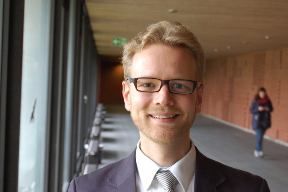 Daniel Morgenroth wird der neue Intendant des Gerhart-Hauptmann-Theaters.