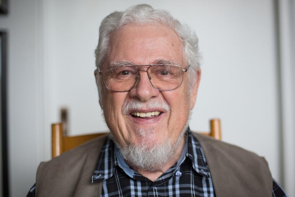Bill Ramsey wurde 90 Jahre alt.