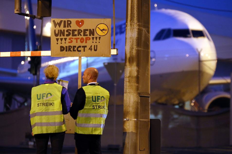 Im Juli wollen Kabinenmitarbeiter in Deutschland streiken.