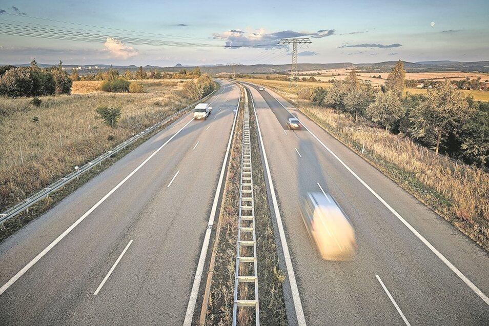 Geplanter IPO-Standort links und rechts des Autobahnzubringers: Projekte angehen, an die sich sonst keiner traut.
