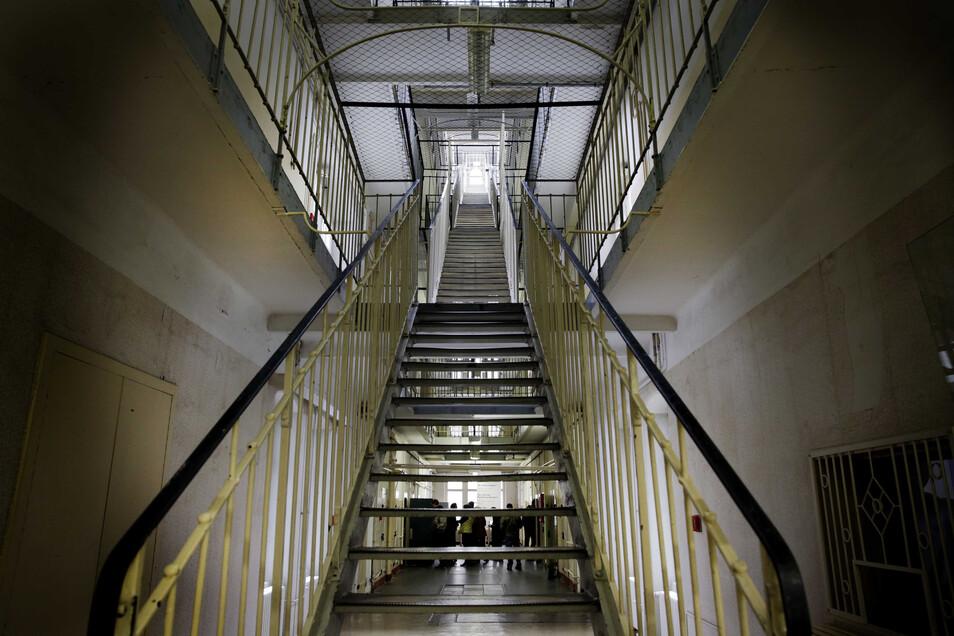 Im Gefängnis Bautzen II saßen politisch verfolgte Häftlinge ein.