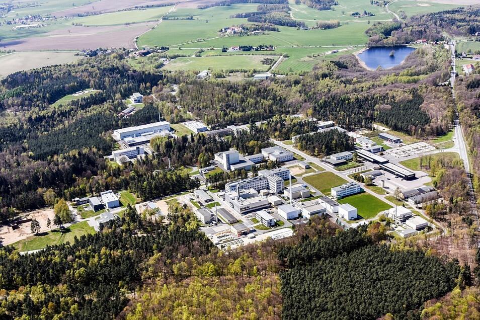 Im Helmholtz-Zentrum Rossendorf, direkt am Dresdner Stadtrand, werden die Weichen für moderne Energiespeichersysteme gestellt.