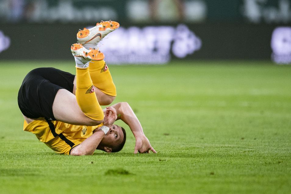 Hoppla! Haris Duljevic verlässt Dynamo.