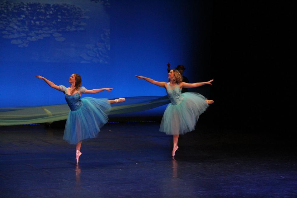 """Insgesamt 450 Mitwirkende von der Tanzszene Bautzen führten am Wochenende zweimal das Märchen """"Eine wunderbare Nanny"""" auf."""