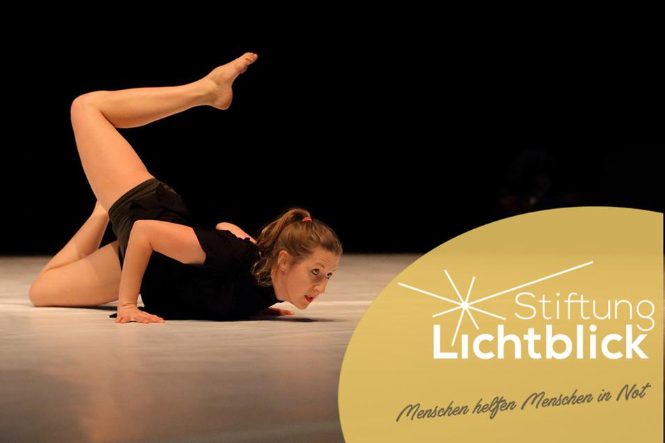 """Tänzerin Jana Schmück sagt, sie hat durch den Lockdown """"im digitalen Bereich viel dazugelernt""""."""