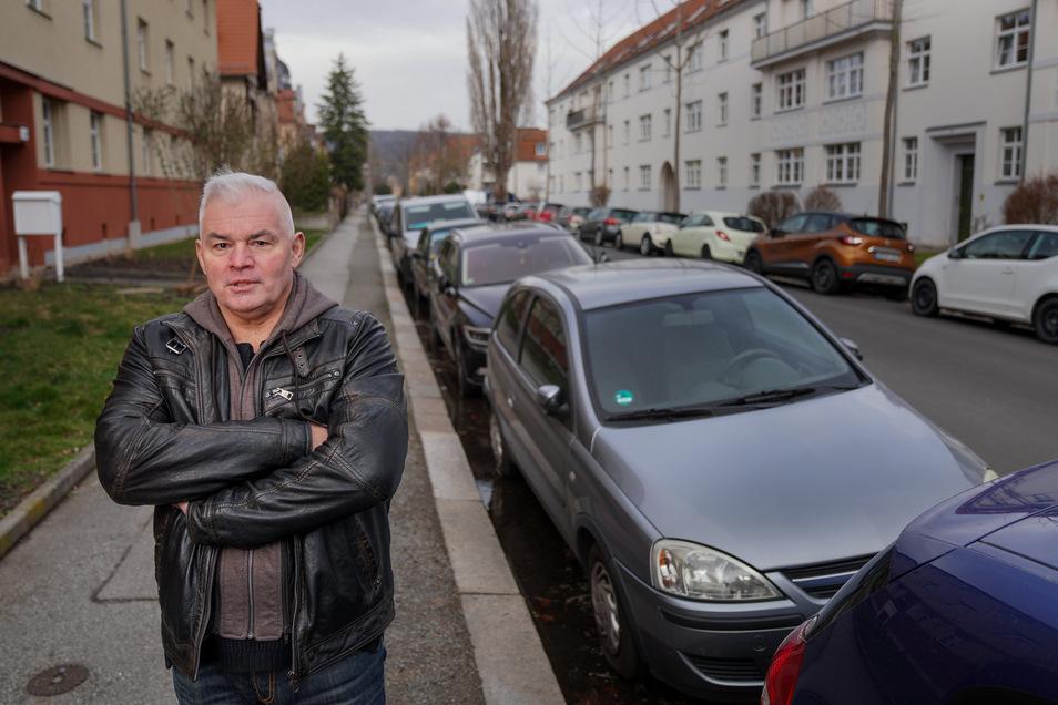 Peter Krüger will neuer Fraktionschef der CDU im Dresdner Stadtrat werden.