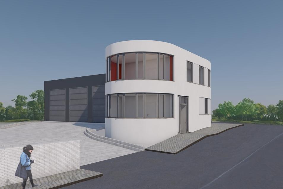 Noch Handlungsbedarf gibt es auch bei der Rabenauer Feuerwehr, die ein neues Gerätehaus bekommen soll.