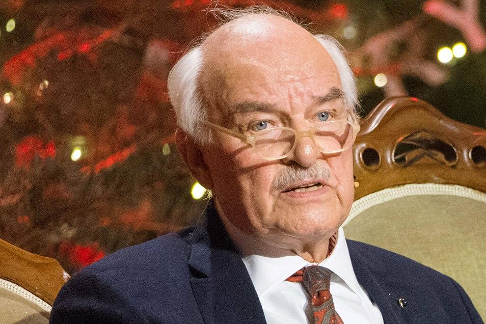 Der gebürtige Berliner und heutige Schweizer wurde am 3. Juli 85 Jahre alt.