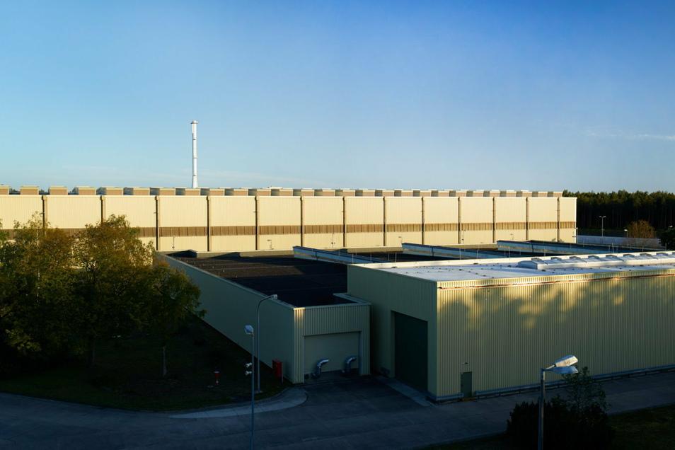 Das BGZ-Abfall-Zwischenlager Gorleben. Dort gibt es auch noch ein Brennelemente-Zwischenlager.
