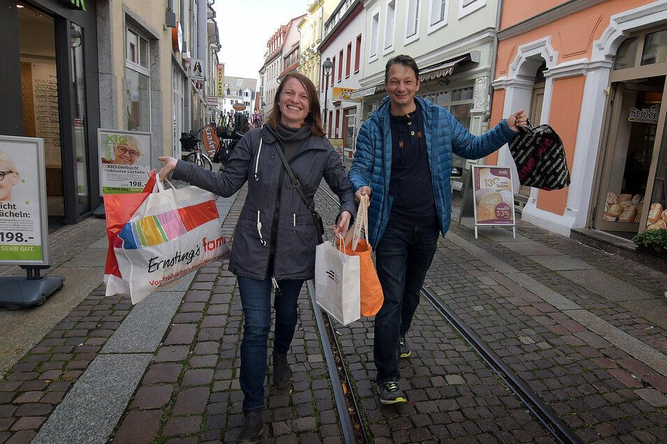 Verkaufsoffene Sonntage und lange Samstage gab es in der Vergangenheit schon öfter. An diesem Sonnabend können die Döbelner wieder bis 18 Uhr shoppen.