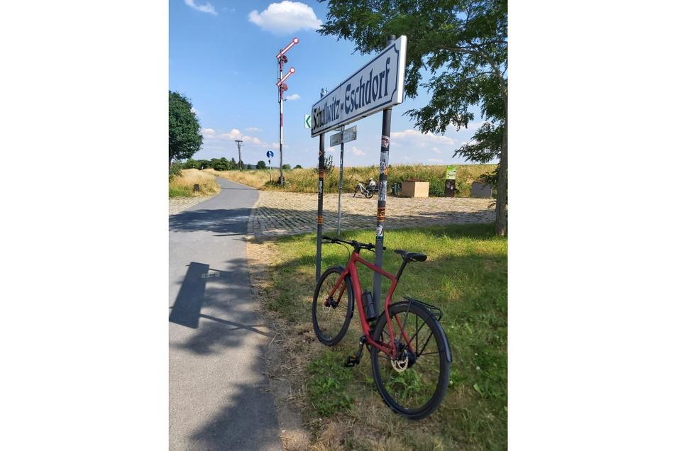 Hier rollen keine Züge mehr – dafür jede Menge Fahrräder.