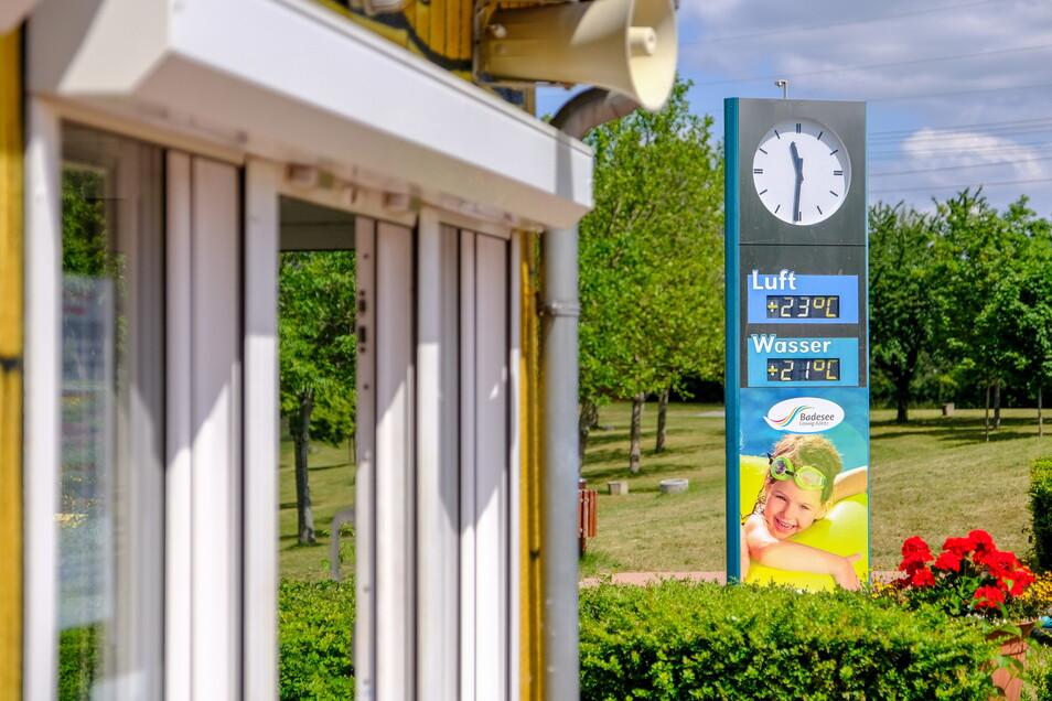 Am Freibad in Kötitz soll eine Adventure Golfanlage gebaut werden und den Campingplatz aufwerten.