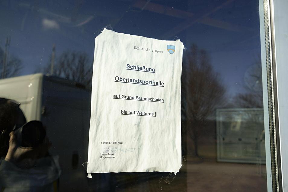 Wegen des Brandschadens konnten mehrere Vereine nicht mehr in der Sporthalle trainieren. Sie wichen auf umliegende Sportstätten aus.