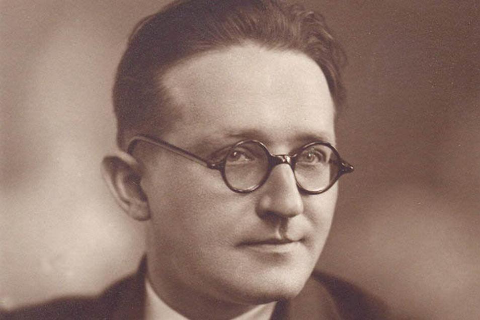 Albert Sixtus verbrachte seine Kindheit in Stolpen und seien Lehrzeit in Pirna.