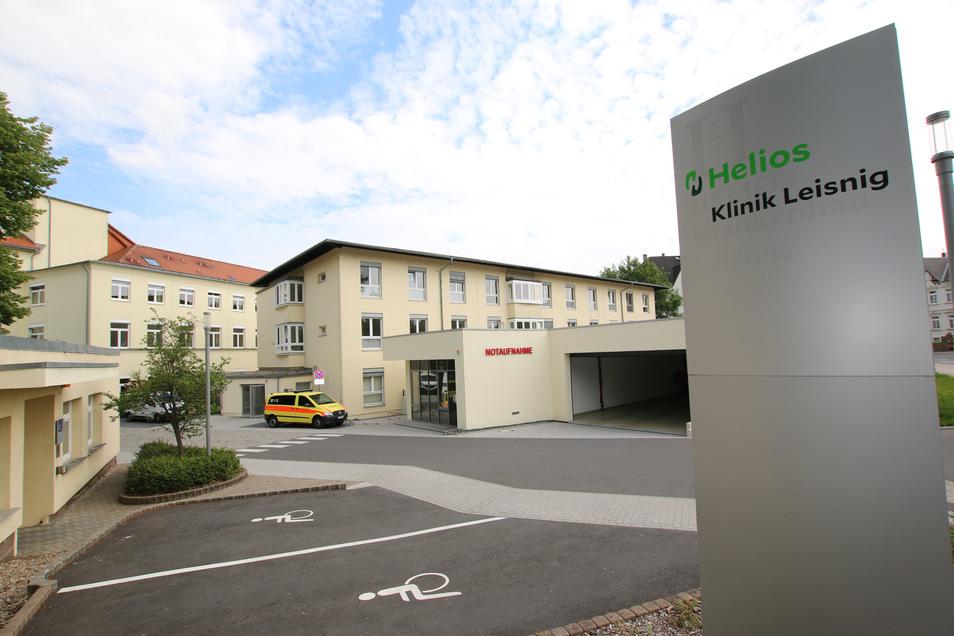 Die Helios Klinik in Leisnig geht wegen der Corona-Krise neue Wege in der Beratung von Schwangeren.