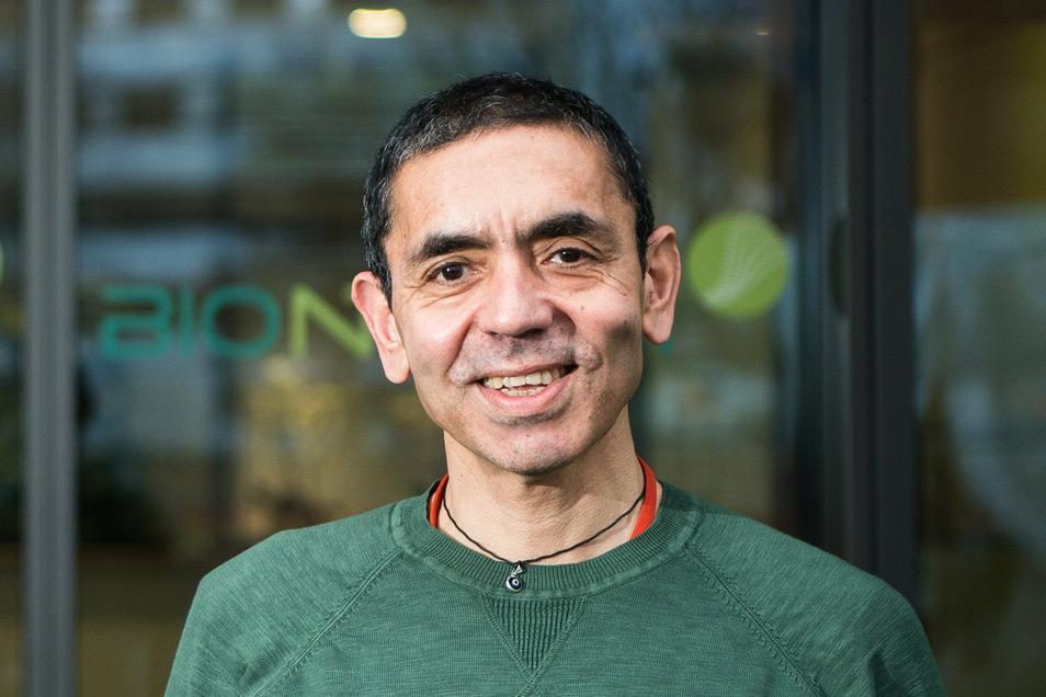 Ugur Sahin, Vorstandsvorsitzender von Biontech.