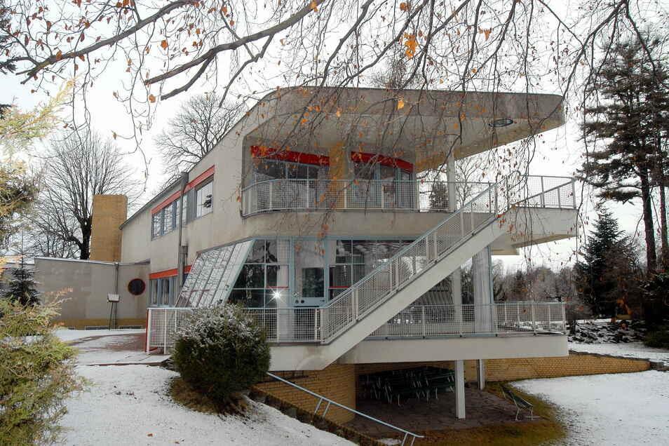 Das Haus Schminke in Löbau