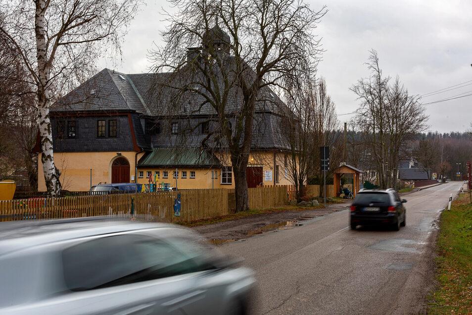 Die Kita Wasserflöhe in Paulsdorf öffnet ebenso wie die anderen Einrichtungen im Dippser Stadtgebiet ab Montag wieder für den eingeschränkten Regelbetrieb.