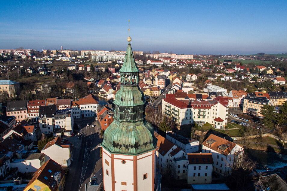 Im neuen Regionalplan der IHK Chemnitz sind drei Regionen zusammengefasst. Zu einer gehört das Gebiet des Altkreises Döbeln.