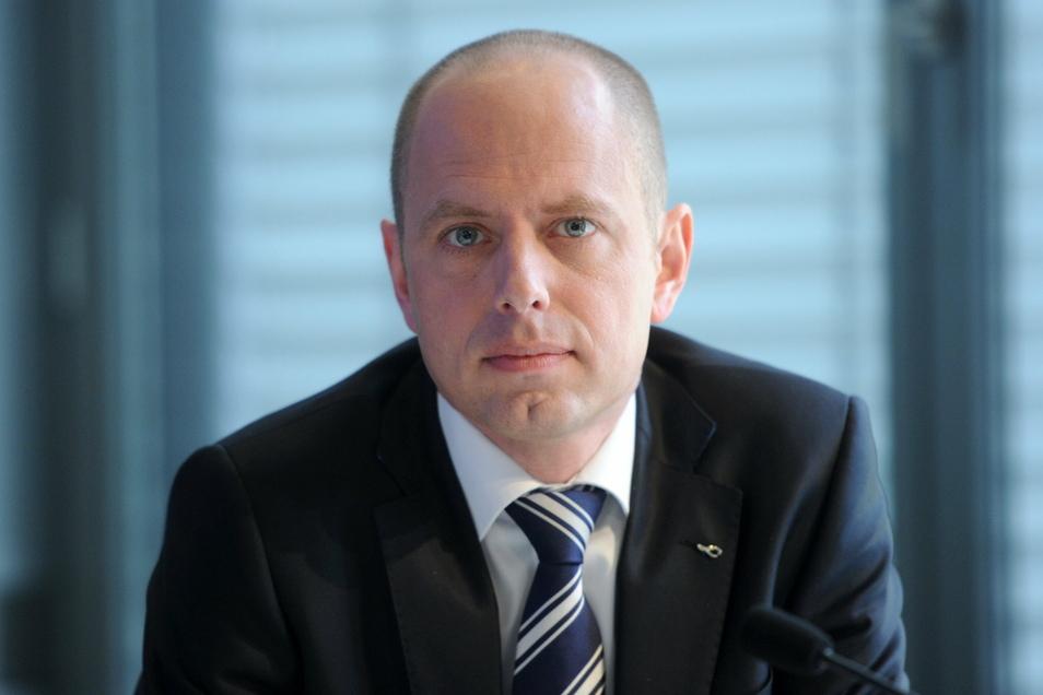 Christian Bruch, CEO von Siemens Energy