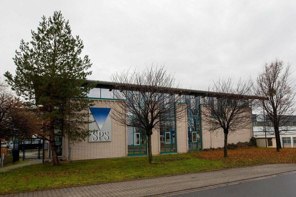 Von außen sieht man der Firma Schiekel im Dohnaer Gewerbegebiet die Probleme im schwersten Jahr ihrer Geschichte nicht an.