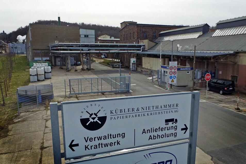 Das Insolvenzverfahren der Kübler & Niethammer Papierfabrik läuft planmäßig. Aufgrund der Corona-Krise musste aber Kurzarbeit angemeldet werden.