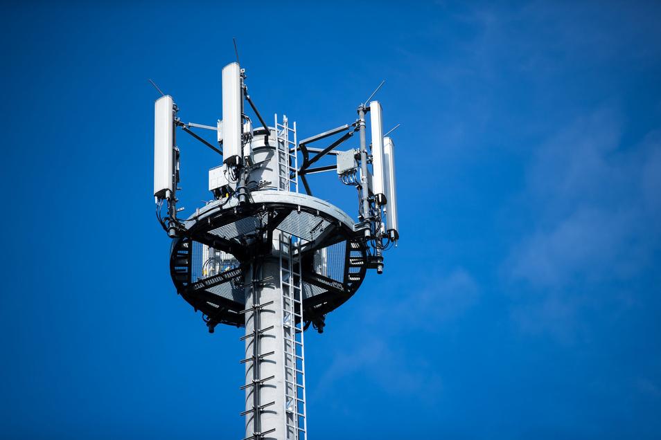 Die weißen Mobilfunk-Flecken sollen in Deutschland verschwinden.