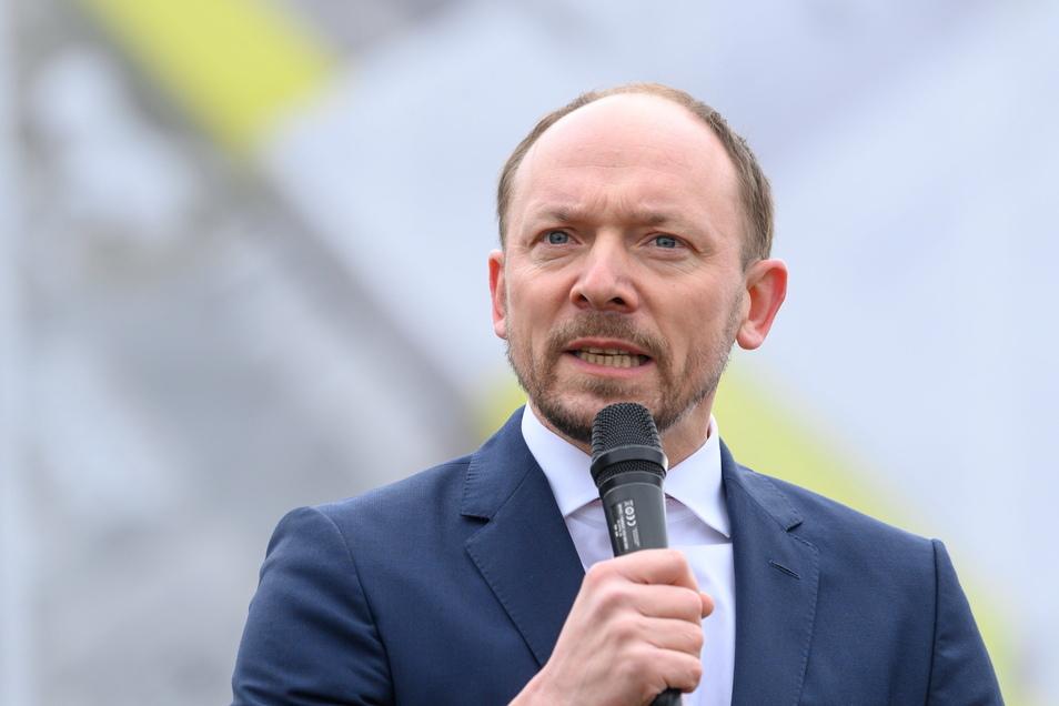 Marco Wanderwitz (45), Ostbeauftragter der Bundesregierung, sitzt seit 2002 im Bundestag.