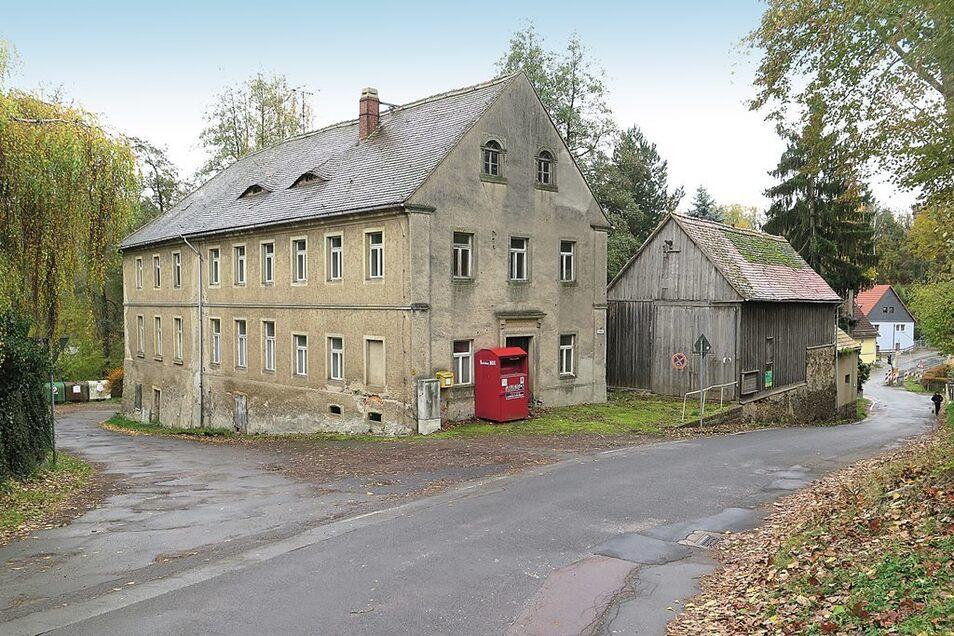 Denkmalg. Wohnhaus in Nossen OT Deutschenbora / Mindestgebot 19.000 Euro