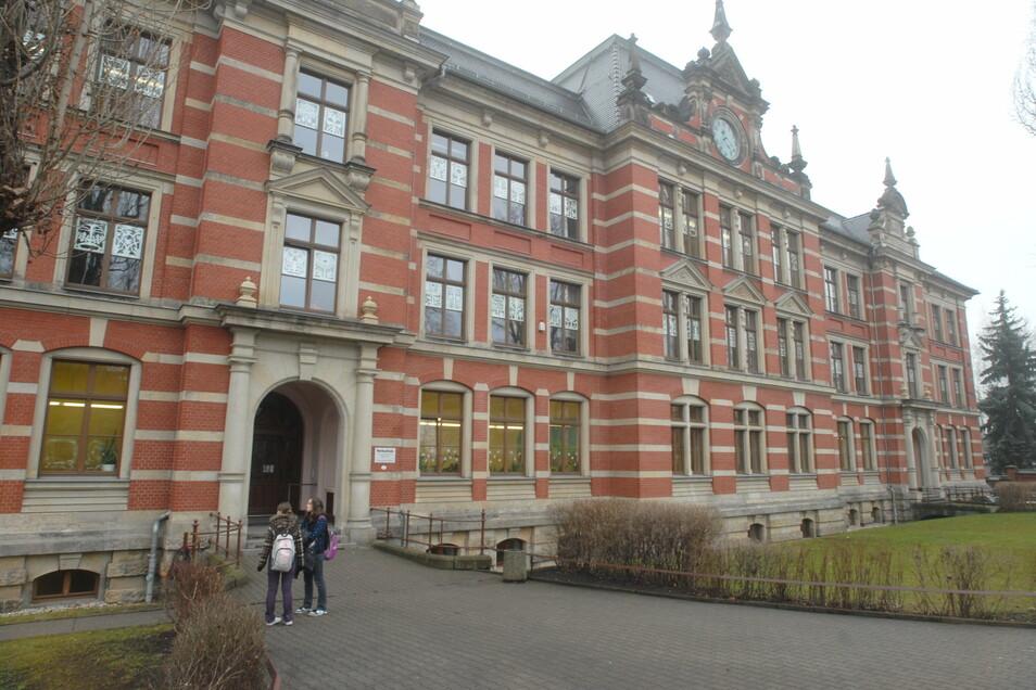 Die Parkschule am Zittauer Zittauer Stadtring soll ein zweites Gebäude bekommen. Das wäre der erste Schulneubau in der Stadt seit der Wende.