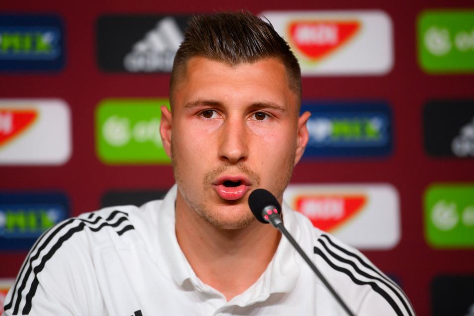 Jetzt steht auch er im Fokus: RB-Profi Willi Orban, seit drei Jahren ungarischer Nationalspieler.