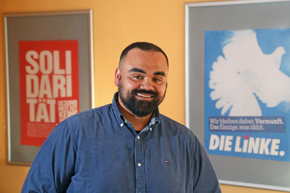 Manuel Matzke sitzt eine Freiheitsstrafe in der JVA Zeithain ab und ist Sprecher der Gefangenen-Gewerkschaft GG/BO.