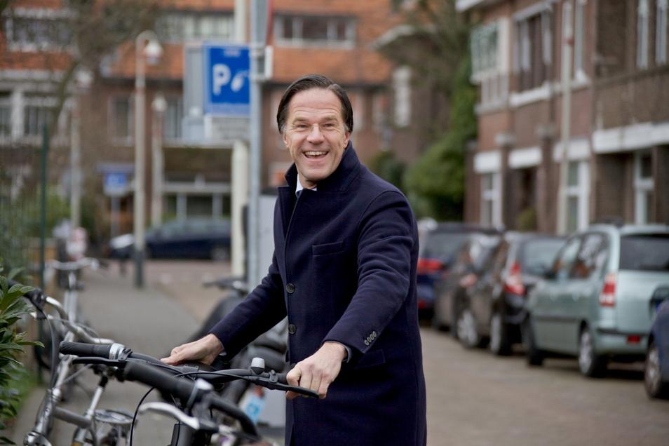 Mark Rutte wird Ministerpräsident der Niederlande bleiben.